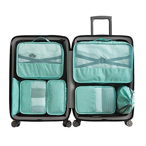 Organizadores para maletas